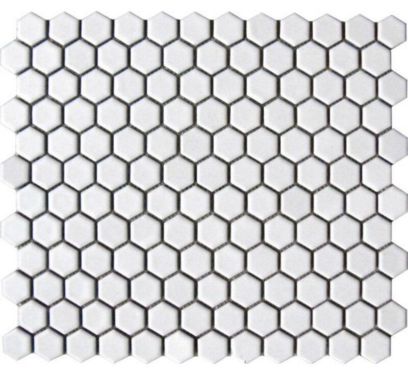 Value Series 1 X 1 Porcelain Mosaic Tile Porcelain Mosaic Porcelain Mosaic Tile Mosaic Tiles