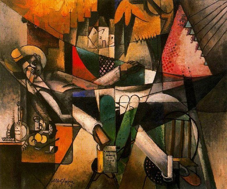 cubismo jean metzinger - Buscar con Google