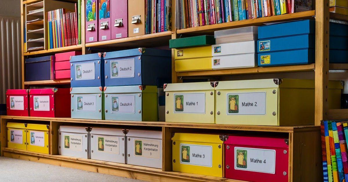 Die Einen Durfen Die Kisten Erst Einmal Schliessen Arbeitszimmer Lehrer Lehrer Schreibtisch Organisation Lehrerburo