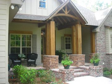 Beautiful Country Home in Lamar County MS - traditional - Spaces - Other Metro - House Plan Zone LLC