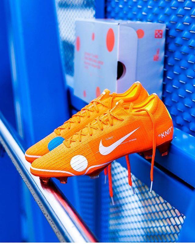 cc8cad532b40 Off White x Nike Mercurial Vapor 360  nike  air  offwhite ...