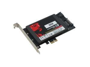 Sedna Pci Express Pcie Sata Iii 6g Ssd Adapter With 1 Sata Iii Port Newegg Com Ssd Pc Components Adapter