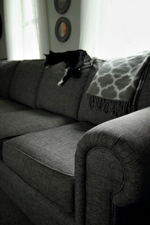 Gentil I Used To Own A White Couch And I Loved It. That Thing Really Did Get Quite  Dirty But I Was Always Able To Get It Clean Again, Not Because I Had ...