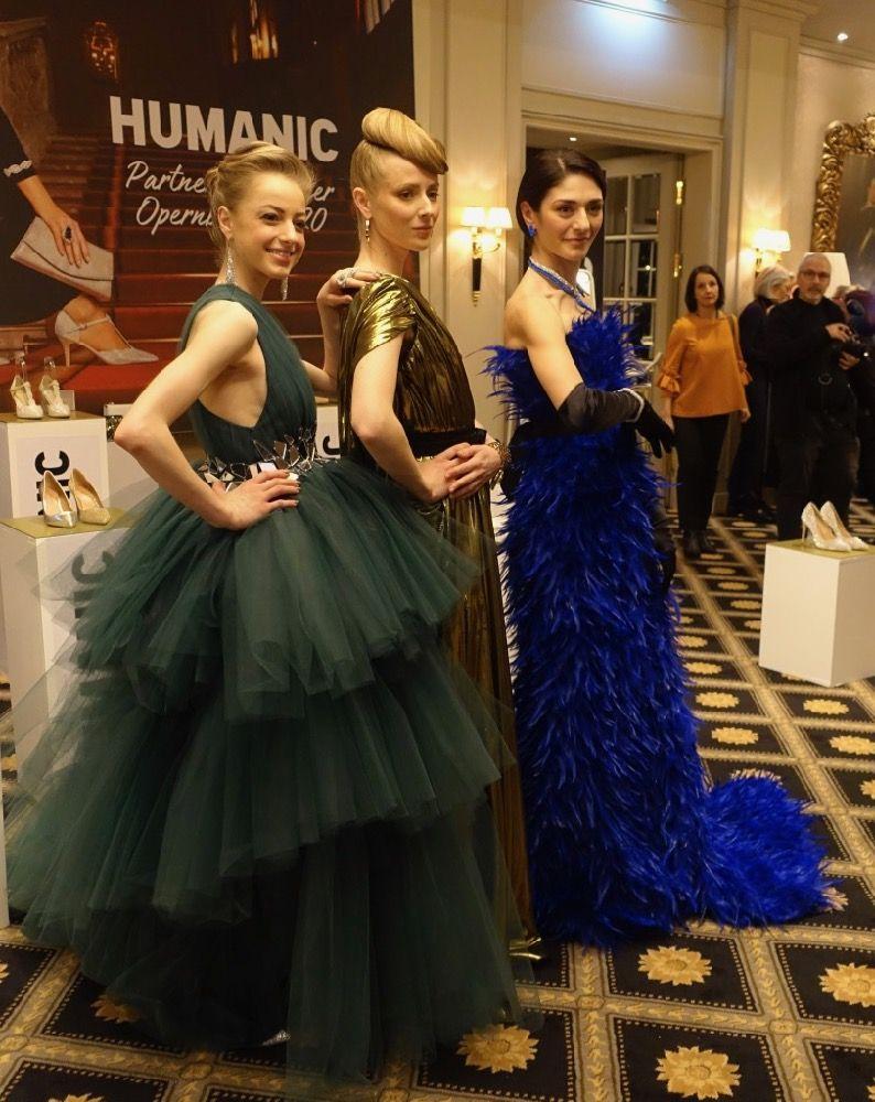 Couture Salon 19 - Kleider für den Wiener Opernball