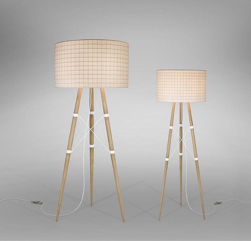 Blux Wire Light F Lampadaire Lampe Sur Pied Luminaire