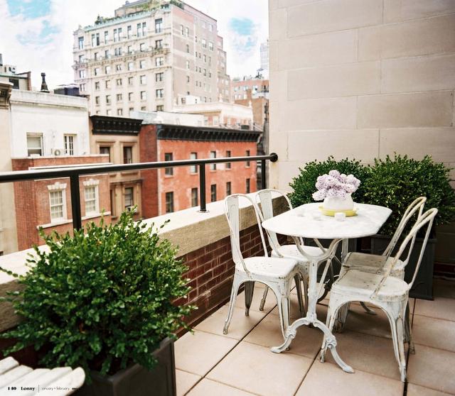 rooftop nook