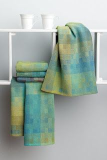 Sarah H. Jackson, Textile Artist: Halcyon Yarn News; Summer and Winter Towels