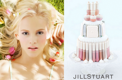 Jill Stuart MakeUp Patisserie Collection Summer 2012