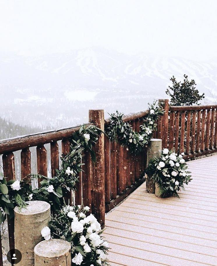 Four Fantastic Winter Wedding Reception Ideas