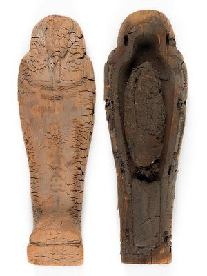 Ancient Egyptian Coffin Found To Hold Youngest Known Mummified Foetus Ancient Egypt Ancient Egyptian Artifacts Egyptian