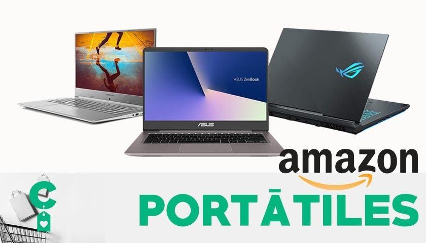 Las Mejores Ofertas De La Semana En Amazon En Ordenadores Portátiles Asus Y Medion A Precios Ajustados Ordenador Portatil Ordenador Portatil