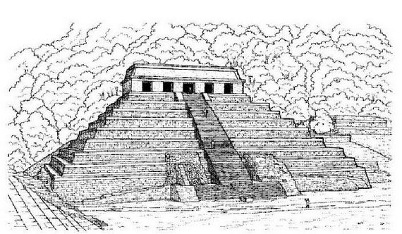 Coloring Pages For Ancient Wonders Of The World Wonders Of The