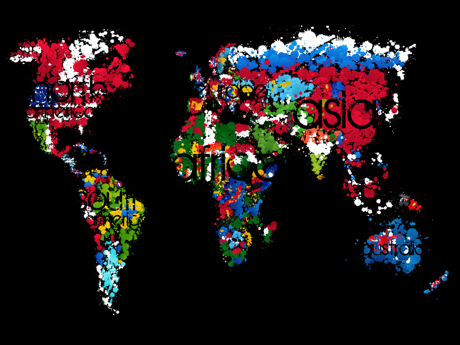 15 really cool world map wallpapers blaberize | pretty, and just