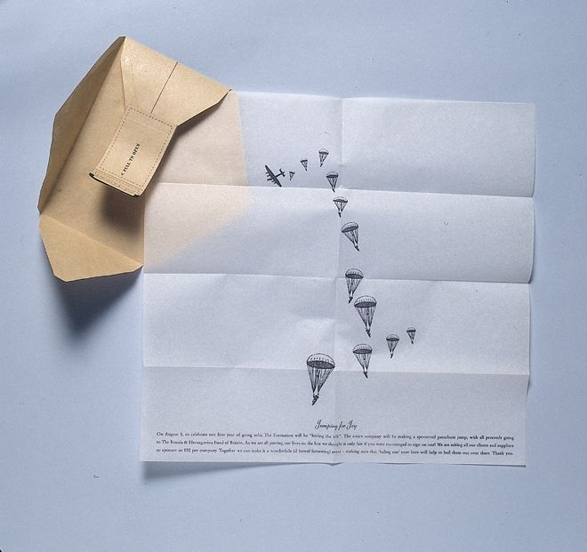 creative direct mail advertising - Google Search | Mad Men ideas ...