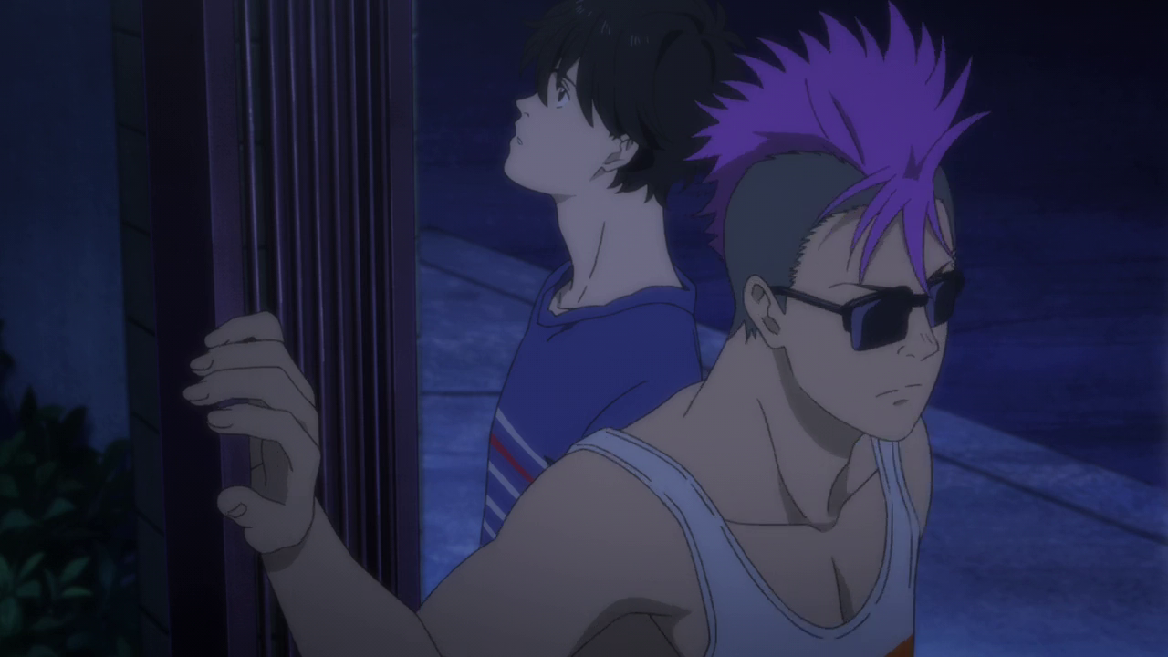 After Episode 12 Continues On The Pinterest Board Banana Fish Anime 2 0 Ep 13 24 For Practicality The Fanart Will Still Be I Anime Street Kids Fan Art