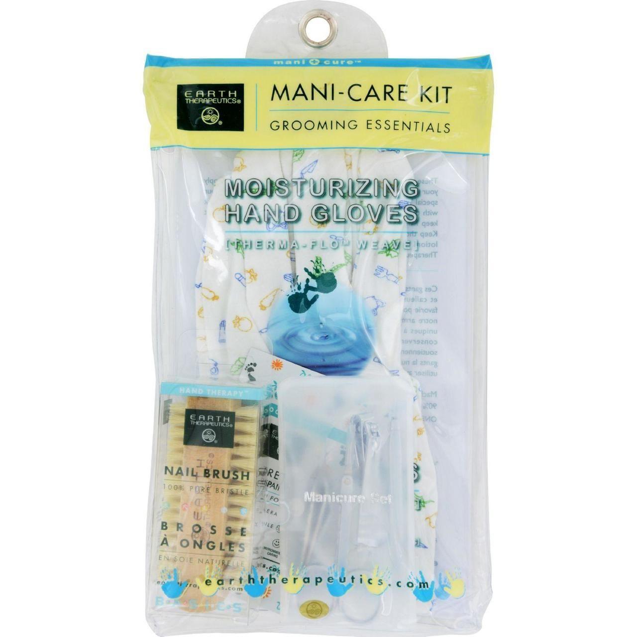 Earth Therapeutics Mani-care Kit - 1 Kit - 0340695   Natural nail ...