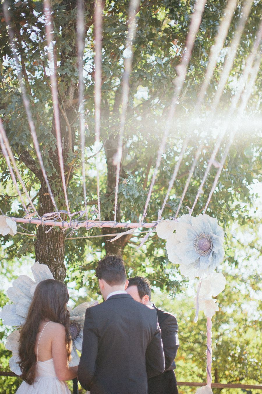 DIY Texas Wedding from Abi Q Photography  Read more - http://www.stylemepretty.com/texas-weddings/2013/09/10/diy-texas-wedding-from-abi-q-photography/