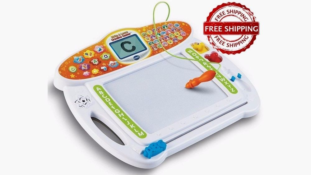 VTech Educational Toy, Interactive And Fun Electronic ...