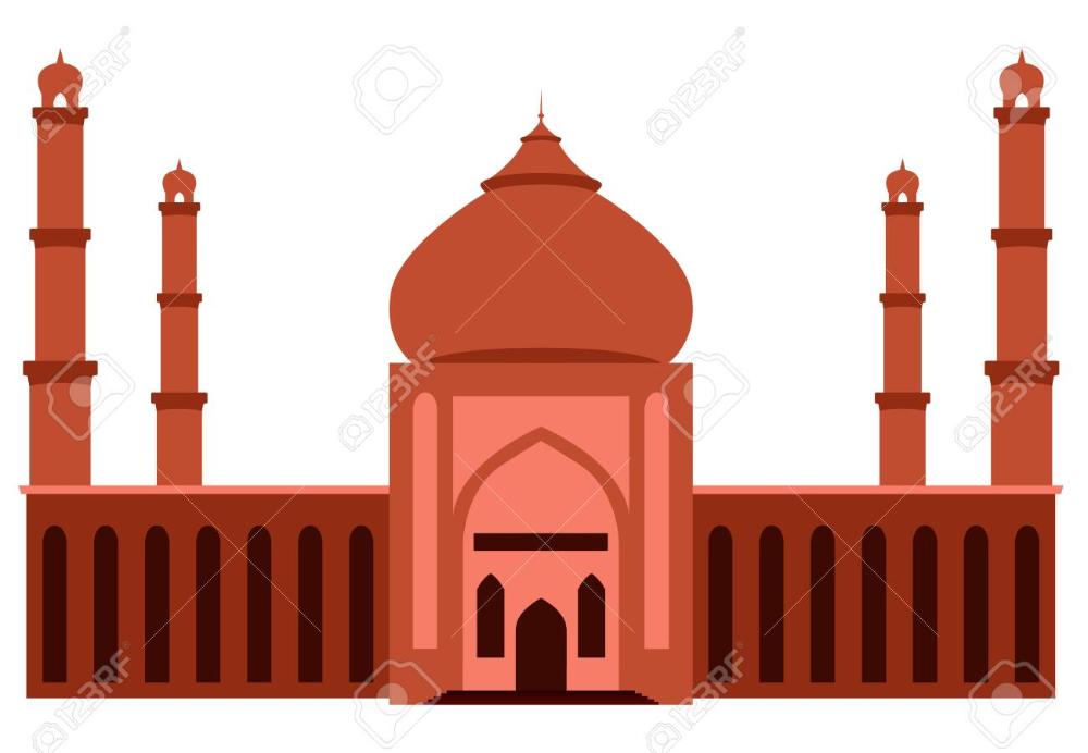 Mosque Flat Art