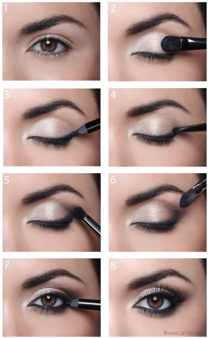 5 Tutoriels Step By Step Make Up Pour Tre Parfaite Makeup And