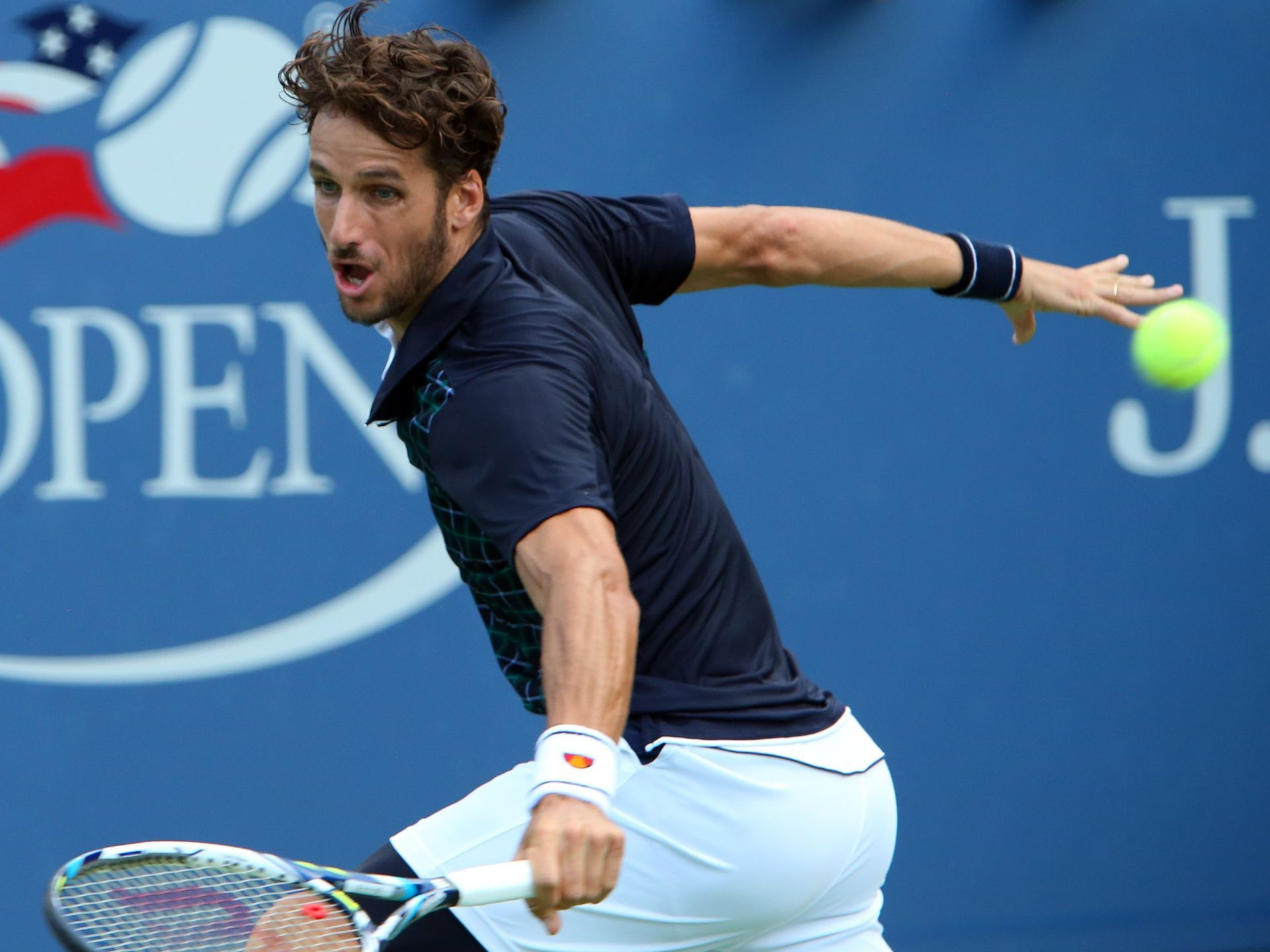 Early rounds of the U.S. Open Usa today sports, Tennis
