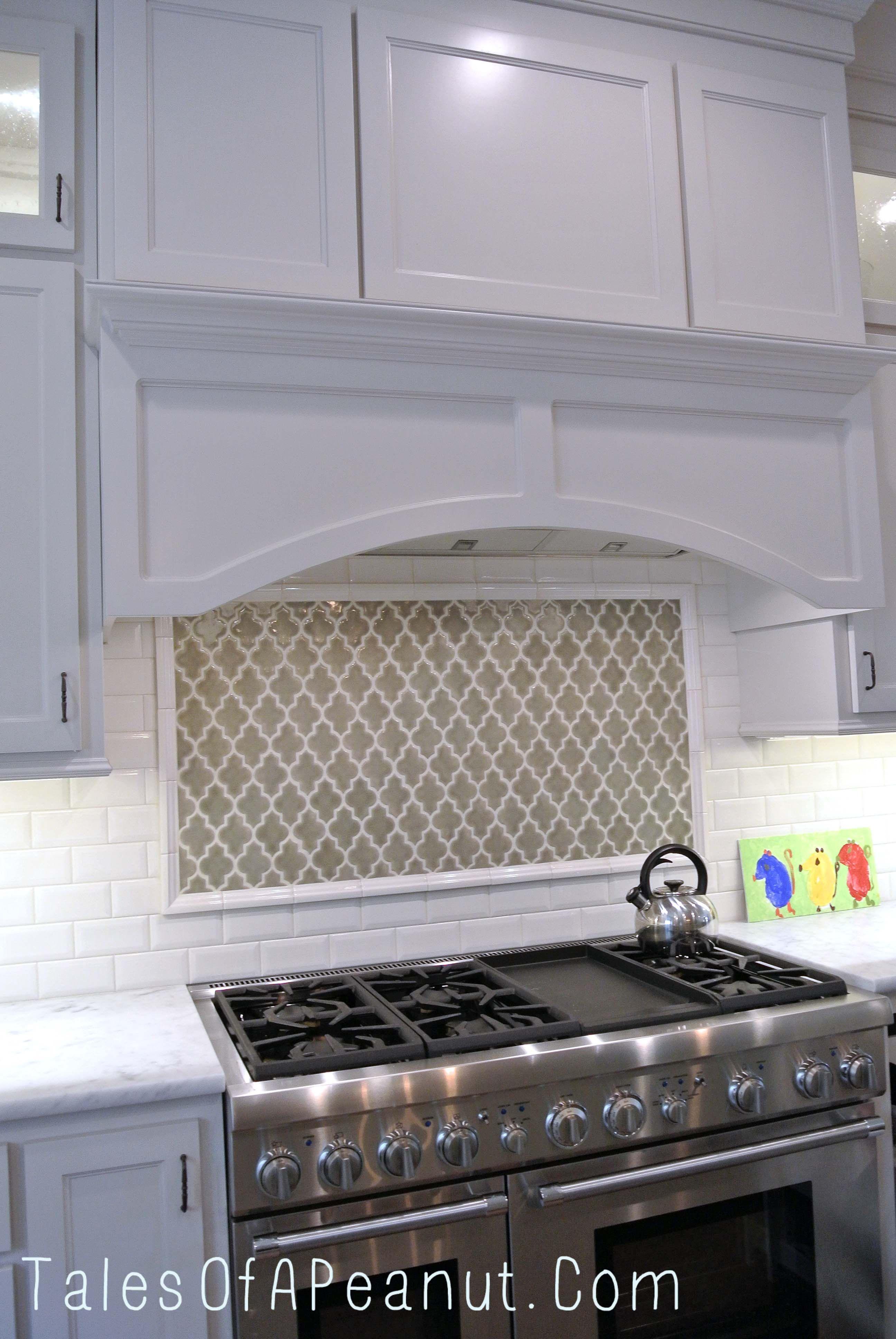 Glass tile trim google search kitchen pinterest tile trim kitchen range and hood and walker zanger backsplash jenn elwell doublecrazyfo Image collections