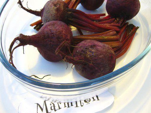 Cuisson des betteraves rouges l 39 autocuiseur recette recettes faites pinterest - Cuisiner des betteraves rouges ...