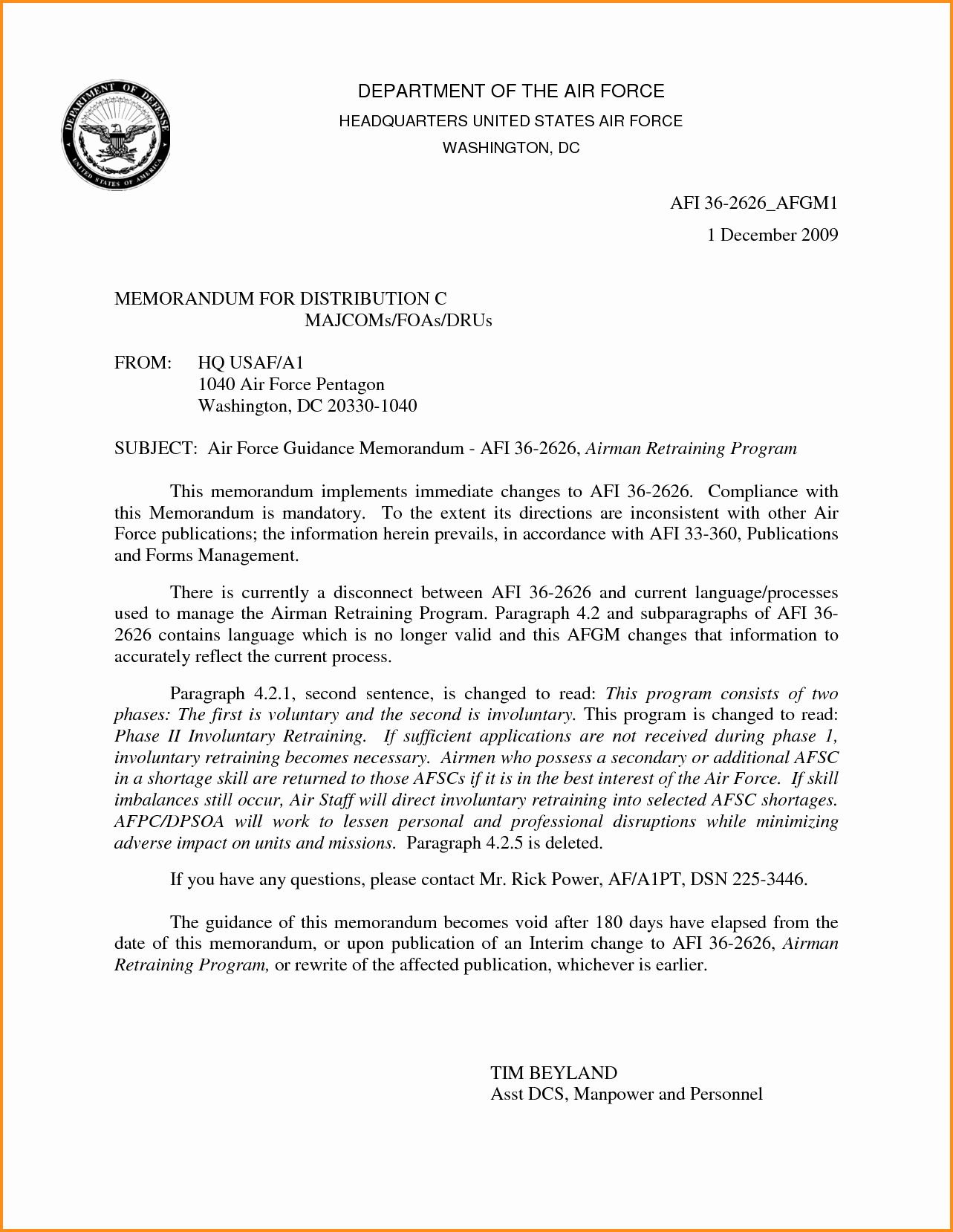 Counseling Letter Of Fresh 19 Of Letter