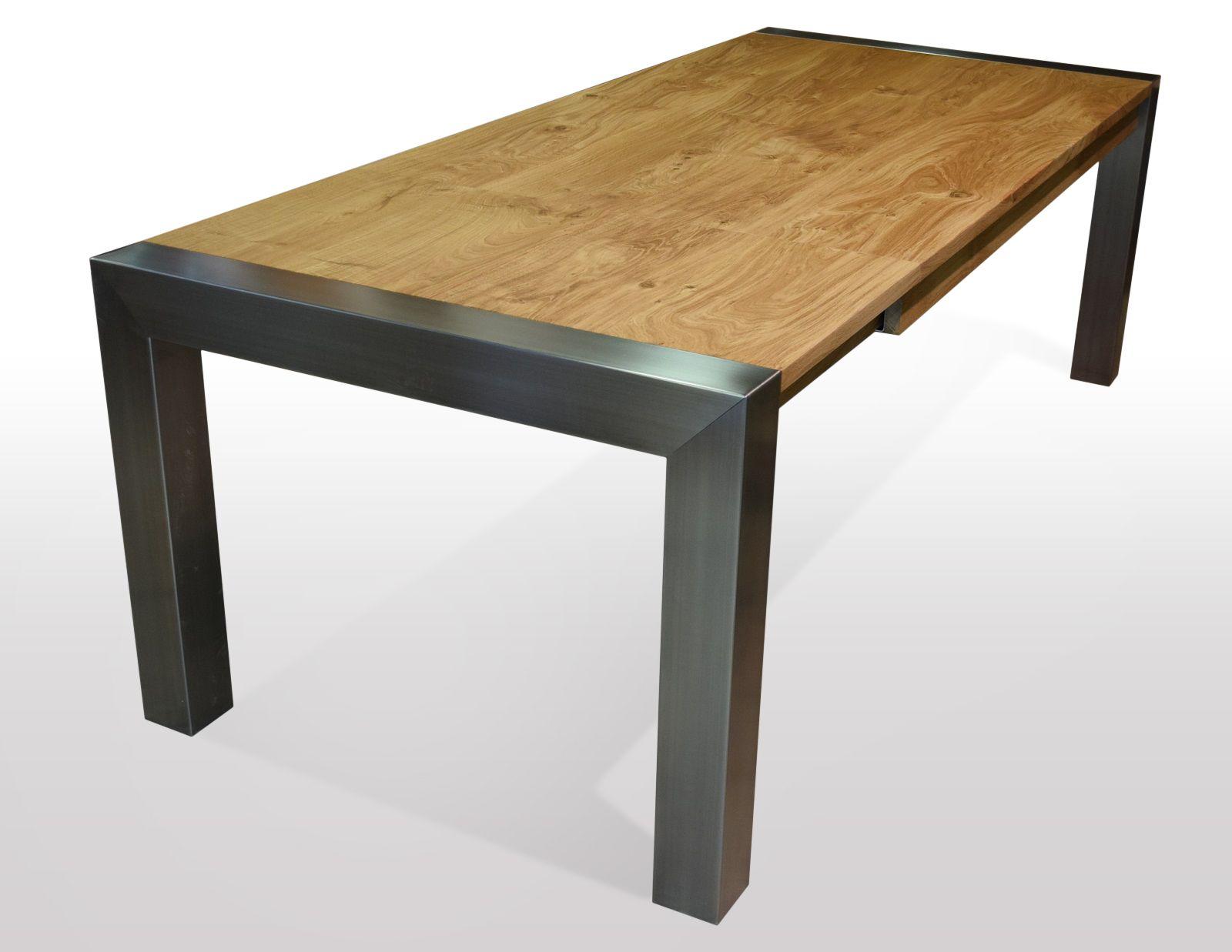 Tisch Wildeiche Massiv Breite 90cm Lange Wahlbar Esstisch Wildeiche Massiv Tisch Eiche Massiv Esstisch Ausziehbar