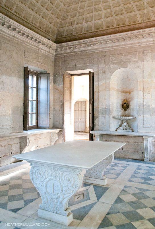 Le Versailles Interior Hameau