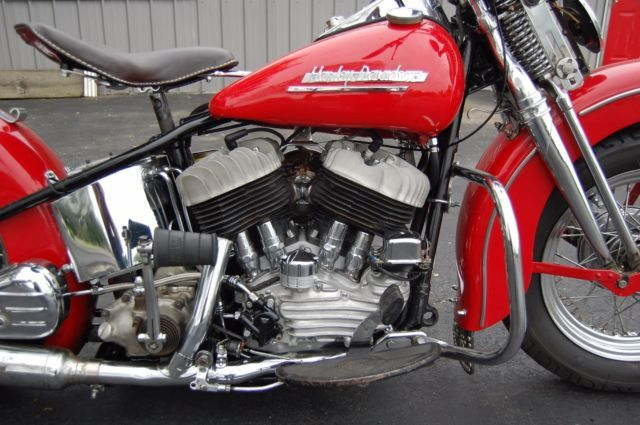 Image result for 1948 harley ul for sale