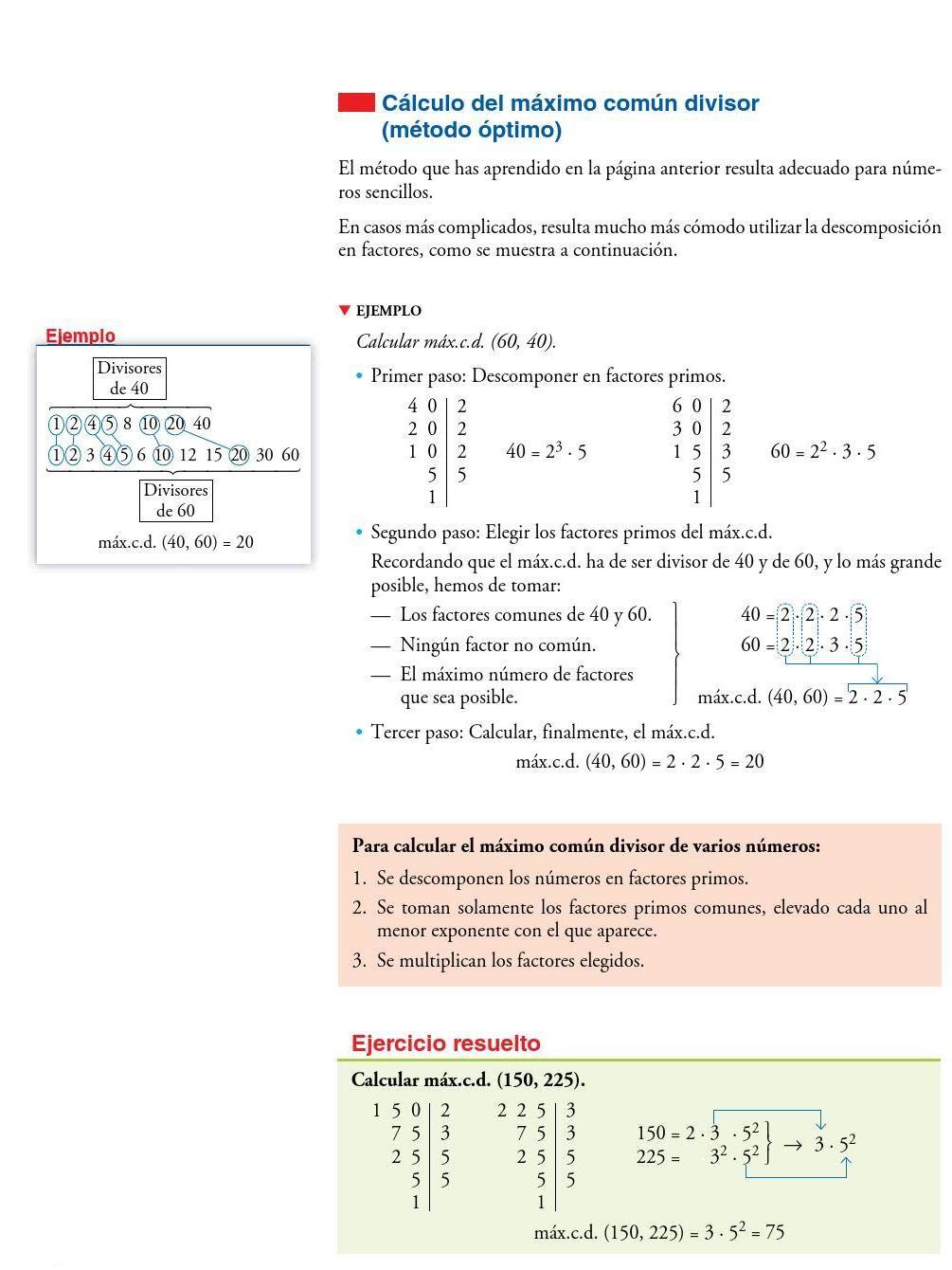 Adapcurri 2eso Mat Matematicas Avanzadas Matemáticas De Quinto Grado Educacion Matematicas