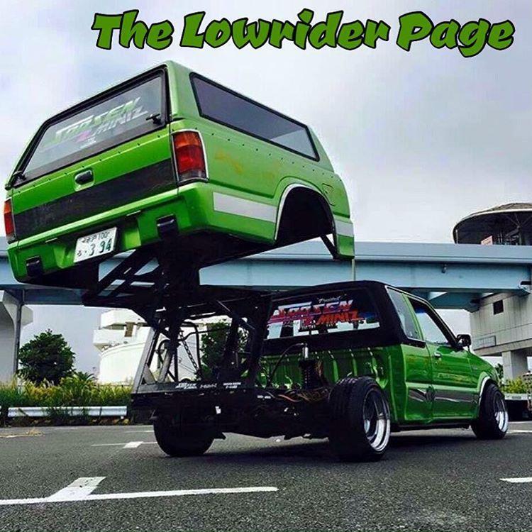 thelowriderpage minitrucker minitruckin