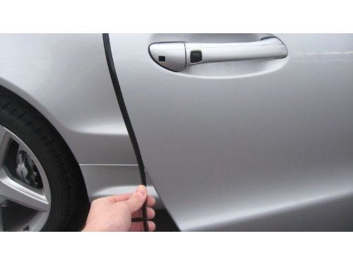 Subaru Forester Door Edge Guard Kit Moldings And Trim Black Doors Door Molding