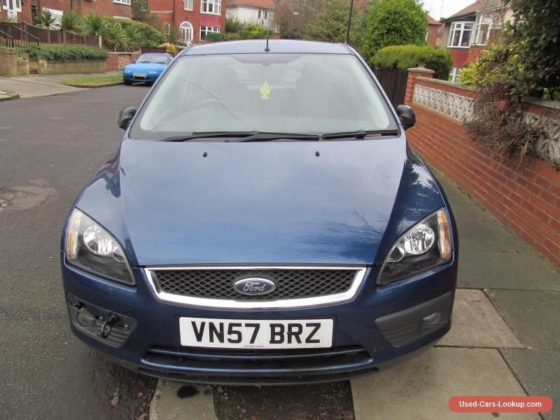 Car For Sale Ford Focus Zetec Climate 1 8 Tdci 57 Plate Spares Or Repair