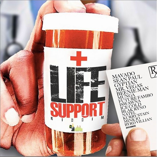 Life Support Riddim (JA Productions)