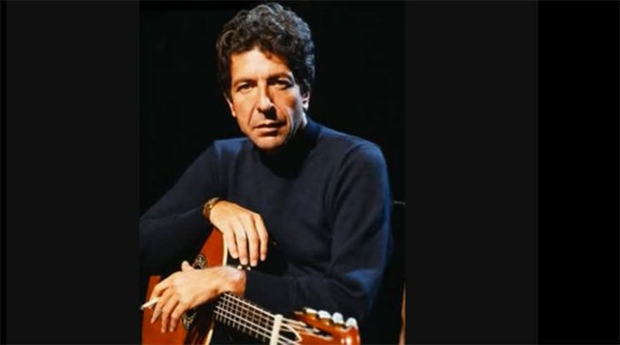 Video: Leonard Cohen Covers The Bee Gees - To Love Somebody