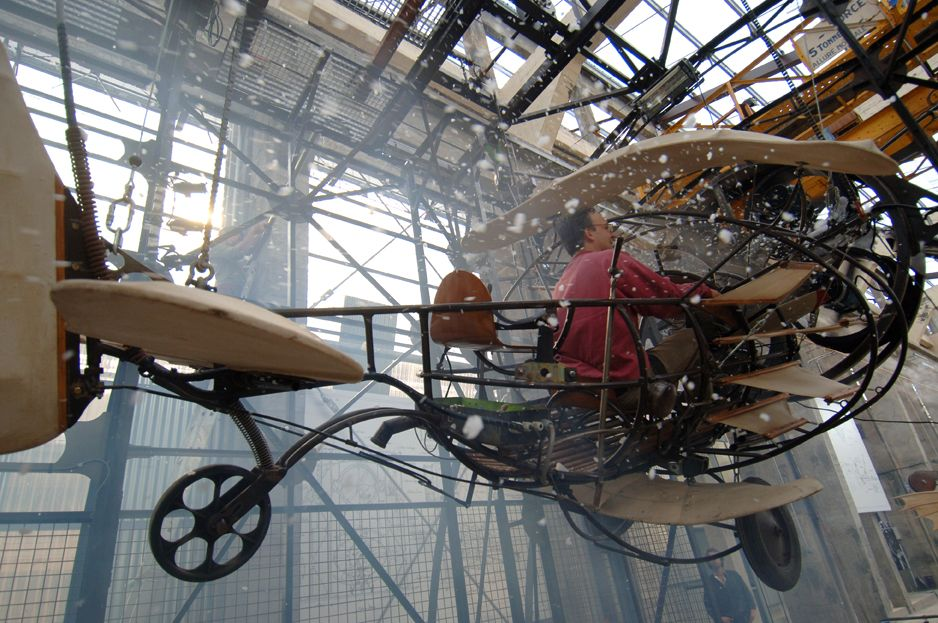 The Galerie Des Machines Nantes Mind Blowing Pictures Photo