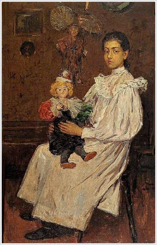 Pablo Picasso (Spanish, 1881-1973) «L`enfant de choeur» 1896 | Toys ...