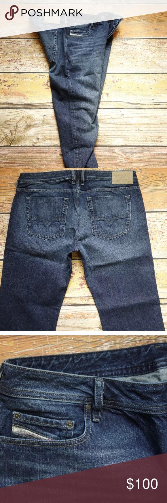 b897d0f0835 Diesel Zatiny Men's W29 L30 Wash 0RZ65 NWT $178 Diesel Zatiny NWT  Regular-Bootcut 18MA0730MRJEA Diesel Jeans Bootcut