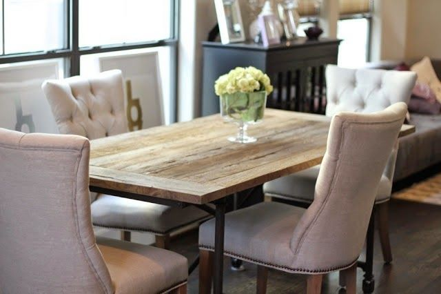 Dining Room Decor Rustic Wooden Dining Tables And Glorious