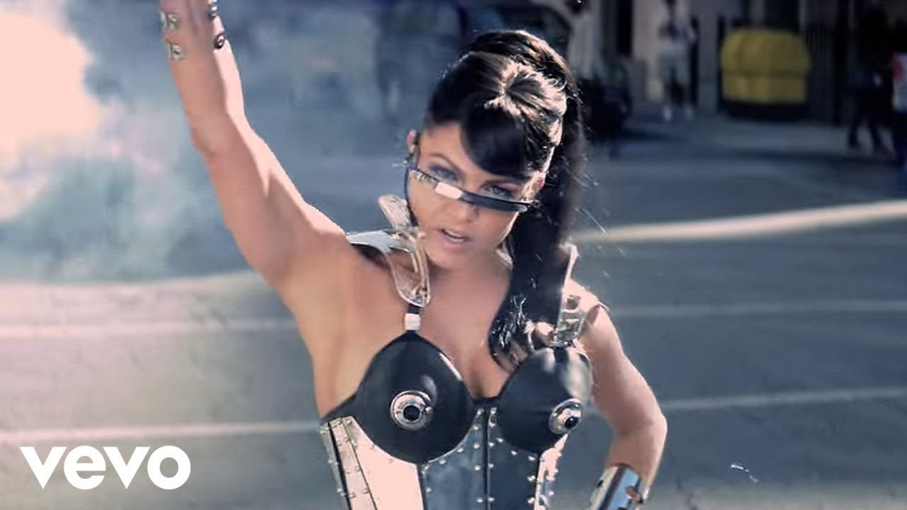 Black Eyed Peas Imma Be Rocking That Body Official Music Video