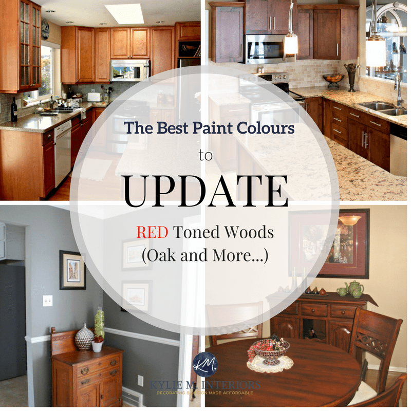 The Best Paint Colours To Go With Oak (or Wood): Trim