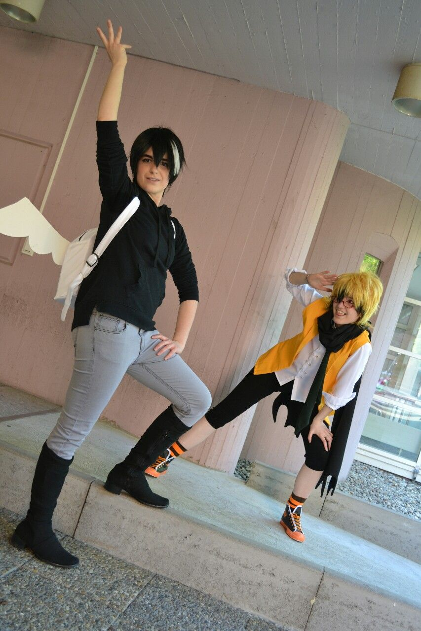 Lawless & Licht (Servamp) by Rhomi | Cosplays from Popular Anime ...