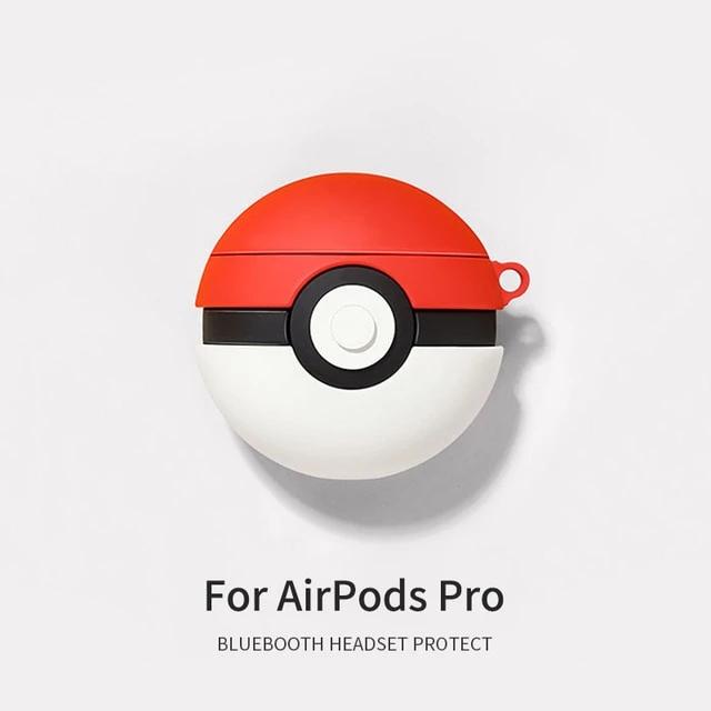 Poke Ball Airpods Pro Case Airpods Pro Tech Branding Case