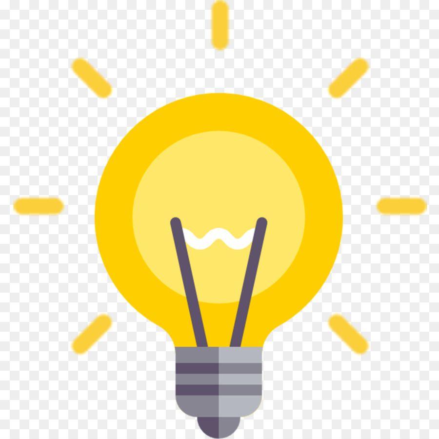 Bombilla De Luz Incandescente De Iconos De Equipo De Iluminacion Idea Lampochka Multfilmy