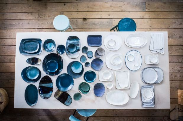 Ceramics are one of my favorite things and one of the future hobbies I will embrace when I have time (I have a lot of potential hobbies…but, unfortunately, time is limited and I need to work …