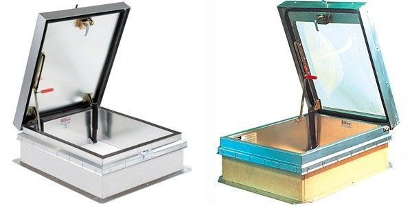 Selecting The Right Roof Hatch Roof Hatch