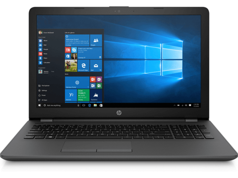 HP 255 G6 Notebook mit 15.6 Zoll Display AMD A Prozessor 8
