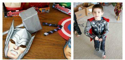 50+ MORE Superhero Crafts - Busy Moms Helper #superherocrafts